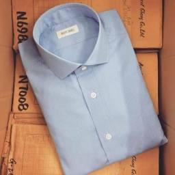 153433c6505cd 2 camisas manga longa tam G das grifes Ralph Lauren e Ascot Chang + um  brinde