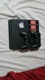 Ps4 completão na caixa troco por notebook gamer