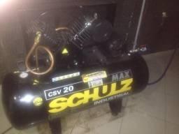 Compressor 20 PÉS Schulz