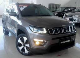 Jeep Compass - Oportunidade 20.000KM - 2017