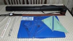Material Kit Desenho Técnico p/ Edificações e Arquitetura