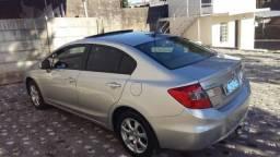 Honda Civic Exs Autom. Couro - Particular - Bx Km Original - 2012