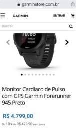 Relógio GARMIN FORERUNNER 945