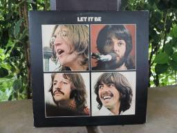 Lp - Let It Be - The Beatles