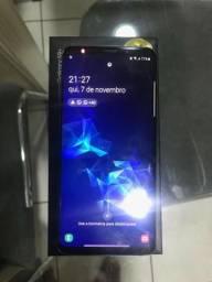 Vendo S9 Plus 128GB sem trincos e com nota fiscal