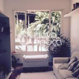 Apartamento à venda com 2 dormitórios em Jardim botânico, Rio de janeiro cod:IP2AP24588
