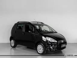 Fiat Idea ATTRACTIVE 1.4 Fire Flex 8V 5p - Preto - 2014 - 2014