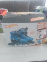 Patins Infantil Hot wheels