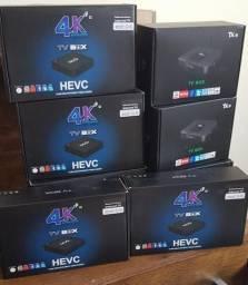 Vendo tv box ja contigo configurado sem mensalidade