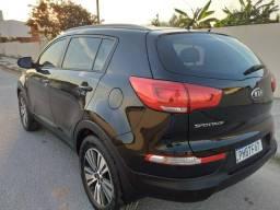 Sportage Lx 2015 Automática - 2015