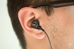 Fone samsung AKG S8 ear headphone (entrega gratis) comprar usado  Manaus