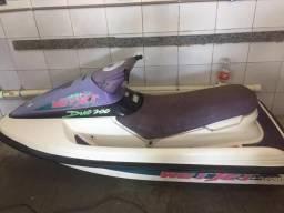 Jet Ski Wet Jet Duo 200 - 1995 com Documentação - 1995
