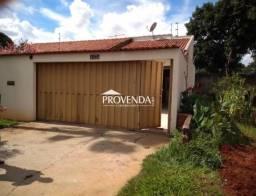 Casa com 3 dormitórios à venda, 135 m² por r$ 400.000 - parque amazônia - goiânia/go