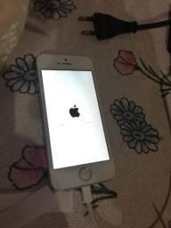 IPhone 5s branco 16gb