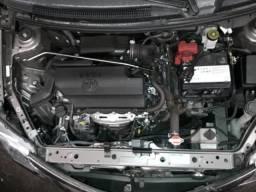 Grade com emblema Toyota Etios 2018 - 3853