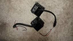 Vendo par farol de led ORIGINAL 24 volts
