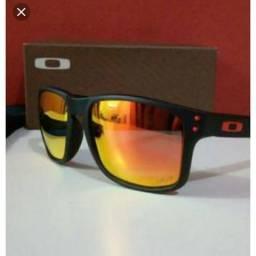 1f1b26aa395ed Óculos de Sol Oakley Holbrook F. Alonso Polarizado   novo   Apenas   120