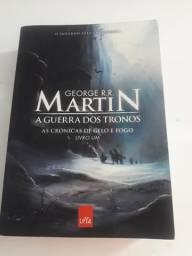 Livro Game Of Thrones 1