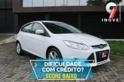 Focus Score Baixo Pequena Entrada - 2015