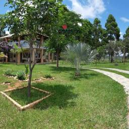 Chácaras residenciais de 20.000 m² em Condomínio Fechado   5km das Cachoeiras