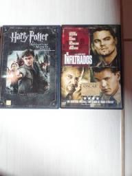 Vendo esses dois dvds novos sem arranhão