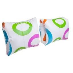 Bóia Infantil de Braço Nova - Nautika Fashion Colors - Nunca Usada