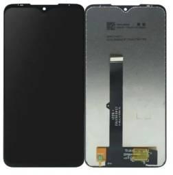 Display Tela LCD Touch Frontal Moto One Macro com Garantia