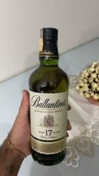 Whisky ballantines 17 anos