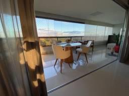 Apartamento Greenville Lumno 4 Suítes 225m2 Finamente Decorado vista mar Patamares
