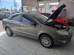 Vendo/troco Fiat Linea HLX 1.9 dualogic 2009/2009 - 2009