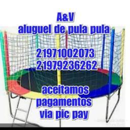 A&V Aluguel De Pula Pula