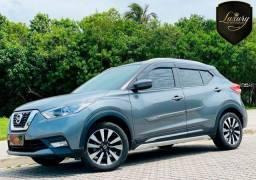 Nissan Kicks 2017 SL com 27.000 Km Cinza
