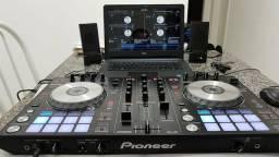 Controlador Pioneer D.D J- S R para Serato DJ