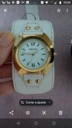 Relógio Triton feminino branco