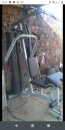 Máquina de musculação perfeita