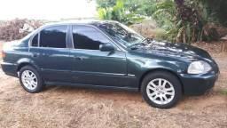 Honda Civic ex ano 97 - 1997