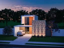 Casa com 3 suítes de Alto Padrão à venda por R$ 549.000,00 Condomínio Terras Alpha Goiás e