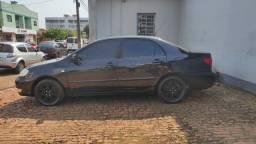 Corolla 2008 Xei Completo C/Couro!