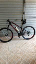 Ola boa noite tudo bem com vocês eu estou vendendo uma bike freio hidráulico aro 29