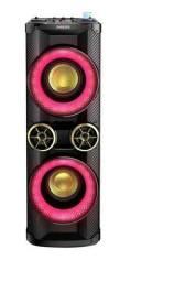 Mini System Nitro Nx6 Ntx600x/78,função Dj,2200w Rms-philips SEMI NOVA