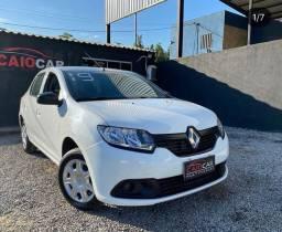 Renault logan 2019 completo