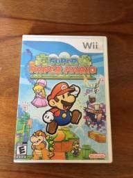 Mario Paper Original Para Nintendo Wii, Tenho Outros! comprar usado  Rio de Janeiro