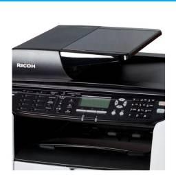 Impressora Ricoh pouco tempo de uso ,troco também