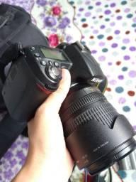 Câmera Nikon D90 (Mais nova!)