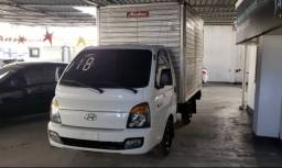 Hyundai HR 2.5 Baú !!! Vistoriado 2020 !!! Todas as revisões feitas pela Autofort