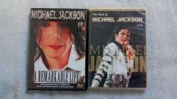 [A Venda] DVD's do Michael Jackson