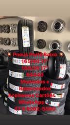 Pneus 165/40 17 e 185/35 17
