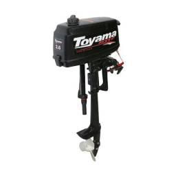 Motor de Popa Toyama Marine 2.6 HP Potência
