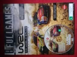 Jogo Original WRC + Revista Fullgames