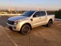 Ford Ranger XLS 2.2 Diesel 4x4 Manual Ipva pg 12km/L 78km Pneus Bons